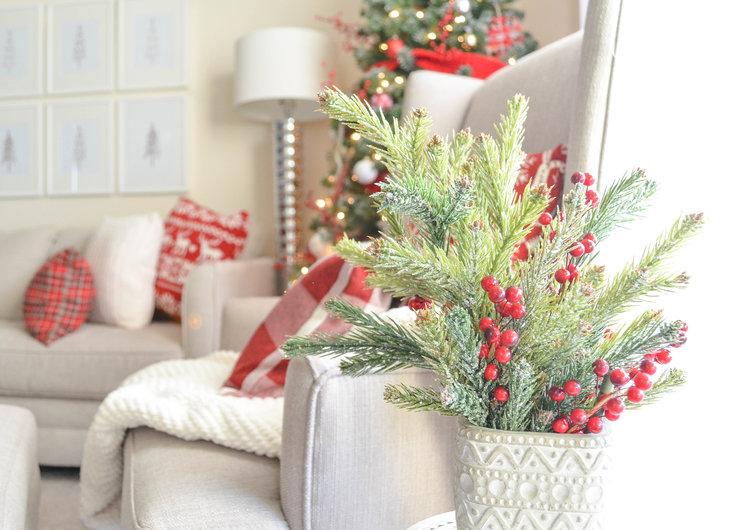 cozy christmas decor 53jpg - Cozy Christmas Decor
