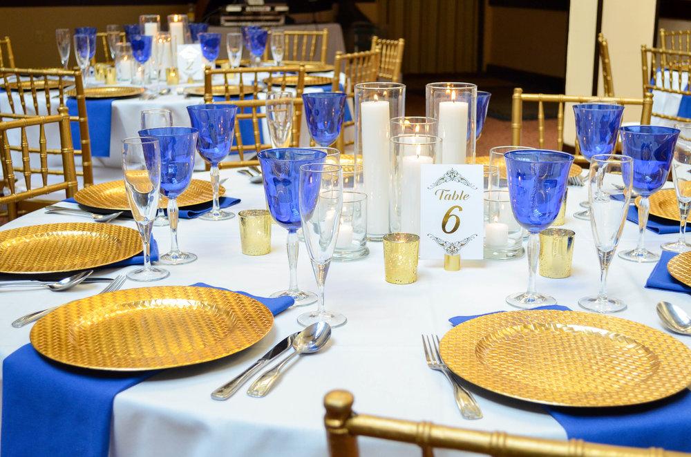 Blue White & Gold Wedding Reception-1.jpg