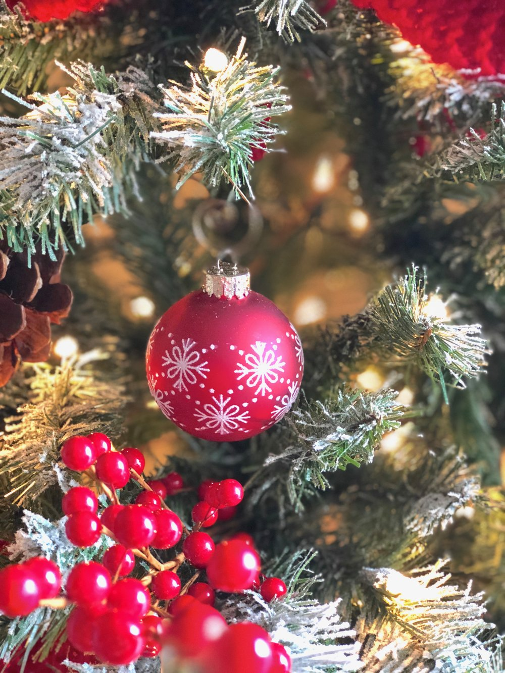 Christmas Tree Decorating Service Asha-Maia Design