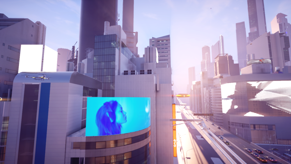 Mirror's Edge Catalyst (XBOX ONE S)