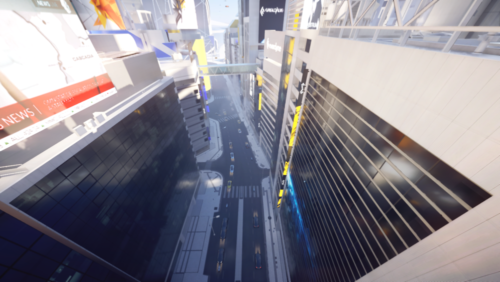 Mirror's Edge: Catalyst (XBOX ONE S)
