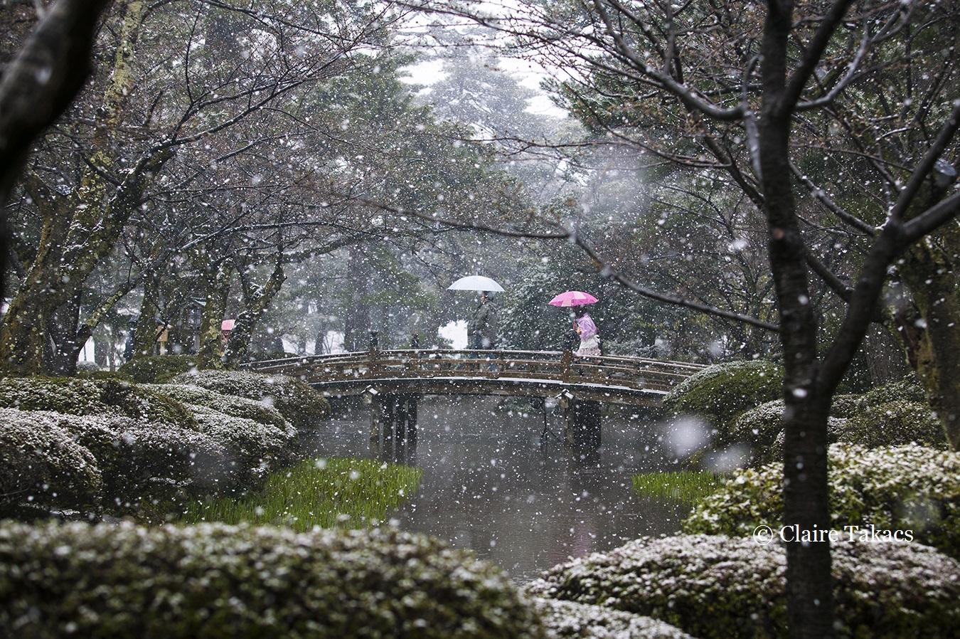 Kenrokuen Kanazawa Japan
