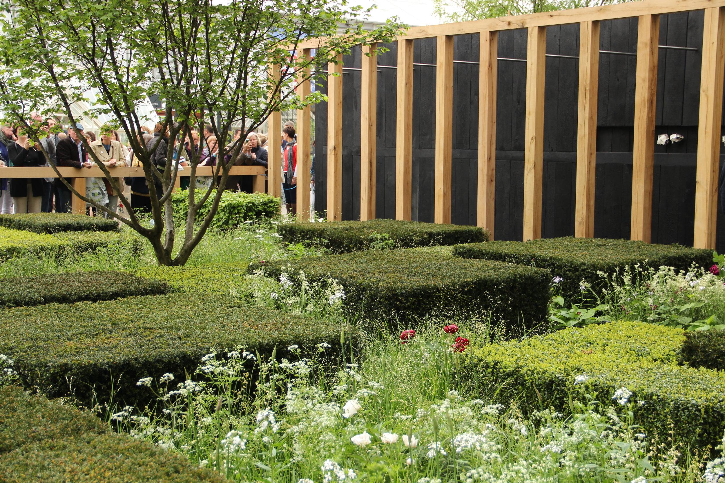 Christopher Bradley-Hole -The Telegraph Garden