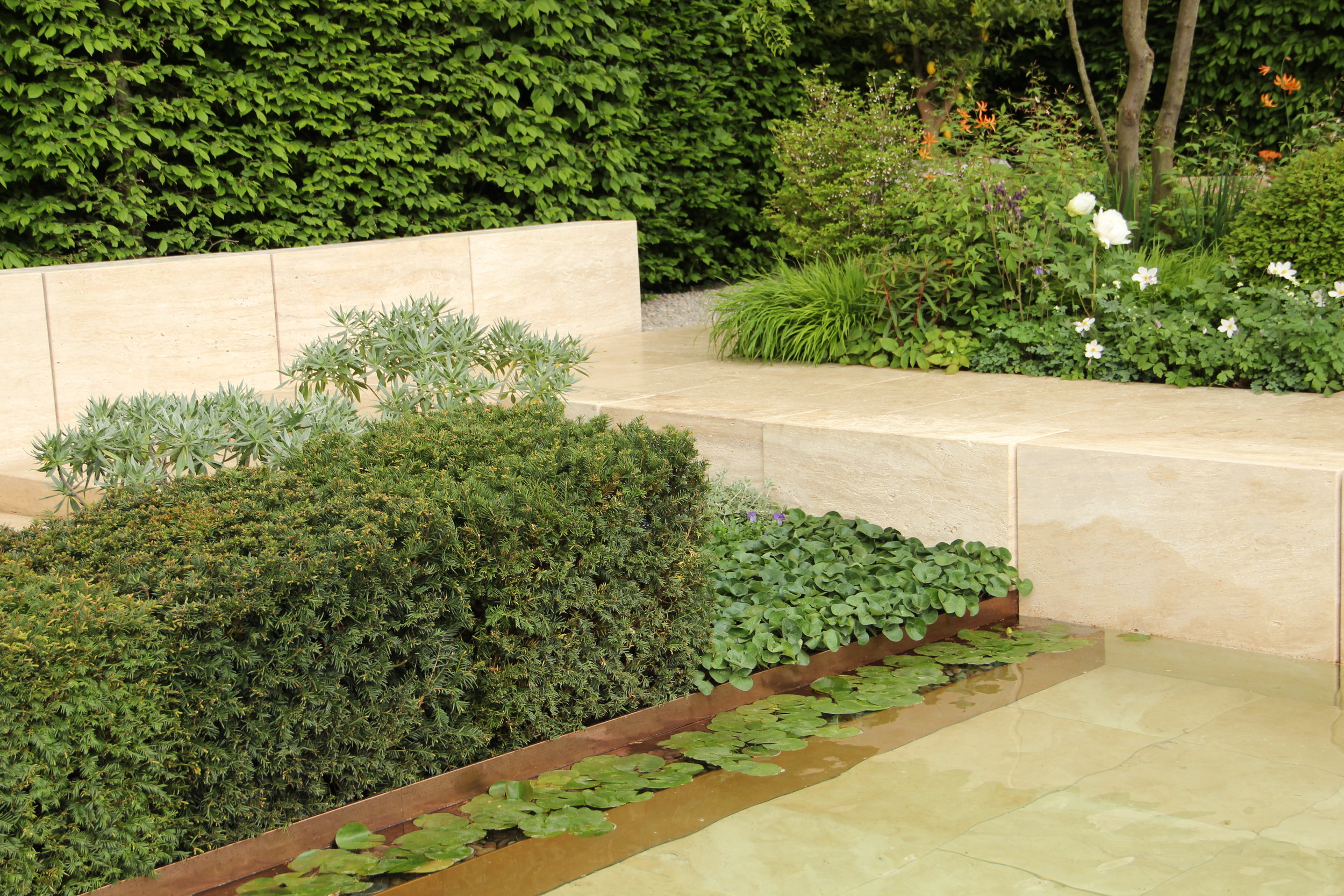 Laurent-Perrier Garden