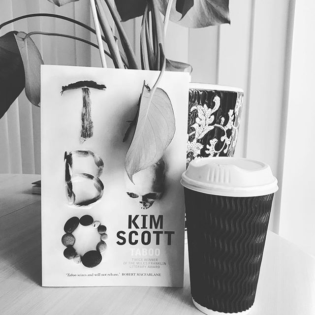 What to do on these cold Saturday mornings? We suggest reading curling up with a good book such as 'Taboo' by Kim Scott which is NERAM's current Bookclub read. #nerambookclub