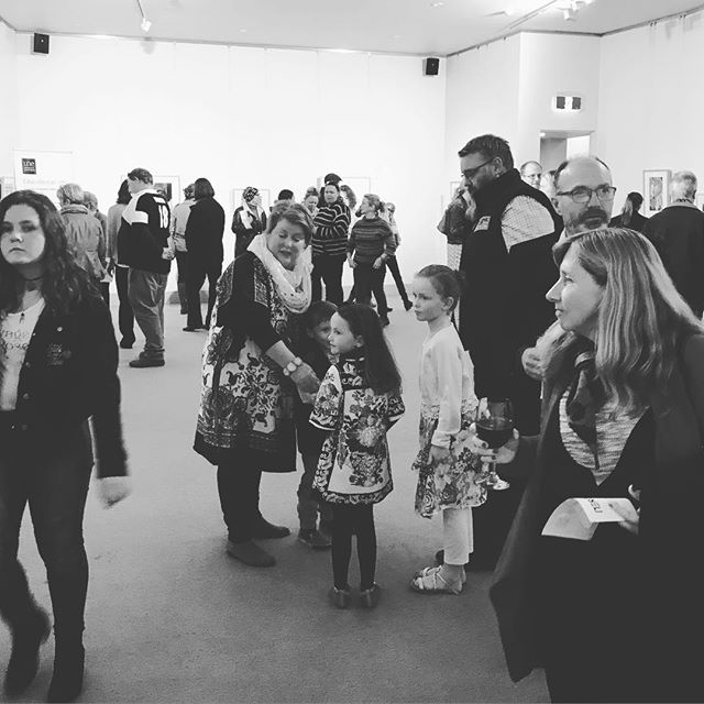 Thank you to everyone who joined us last night for the opening of UNESAP Let's Hang it! It was such an exciting night! Congratulations to all the finalists and winners. #unesap2018 #nerammuseum #openingnight #newexhibition #kidsart