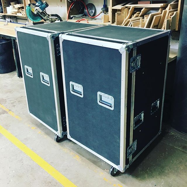 Couple new workboxes for our friends over at @target • • • #MadeBySlam #Slamhammer #gear #case #roadcase #flightcase #live #event #production #music #industry #backstage #mpls #mn #electronics #workshop #woodshop #wood #woodwork #woodworking #photography #videography #picoftheday #photooftheday #madebyhands #workbox #target #corporation #corporate
