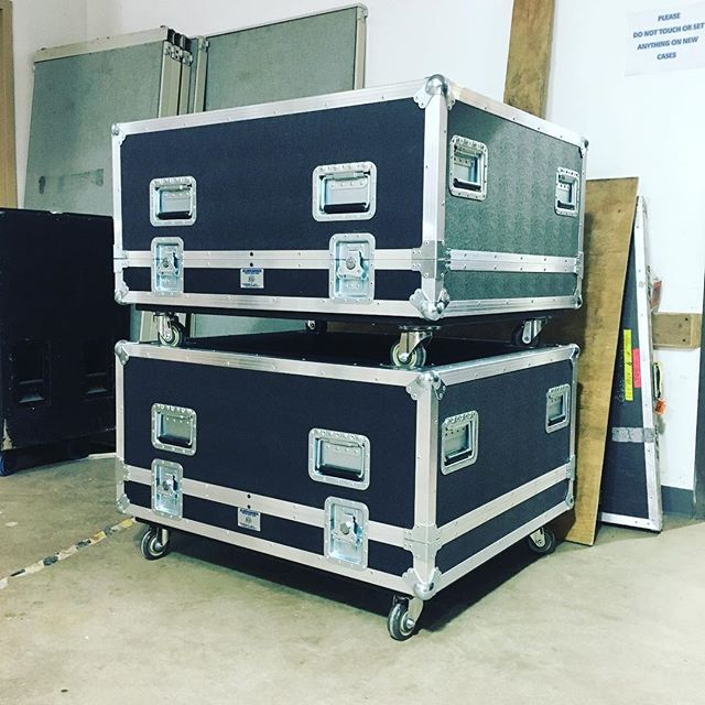 New projector caseovers! • • • #MadeBySlam #Slamhammer #gear #case #roadcase #flightcase #live #event #production #music #industry #backstage #mpls #mn #electronics #workshop #woodshop #wood #woodwork #woodworking #photography #videography #picoftheday #photooftheday #madebyhands