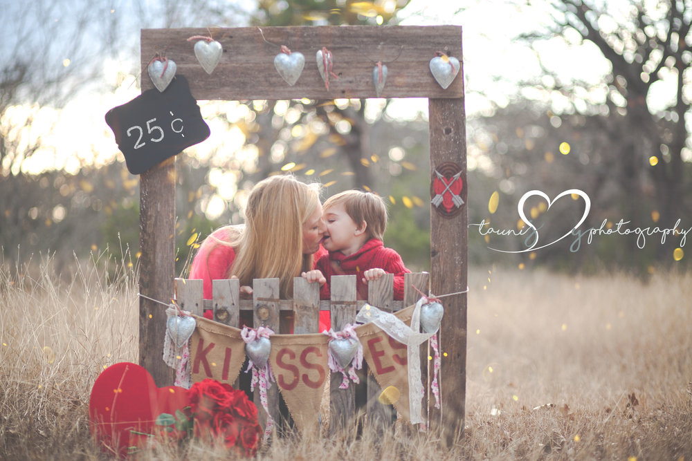 Mommy and Me photography session