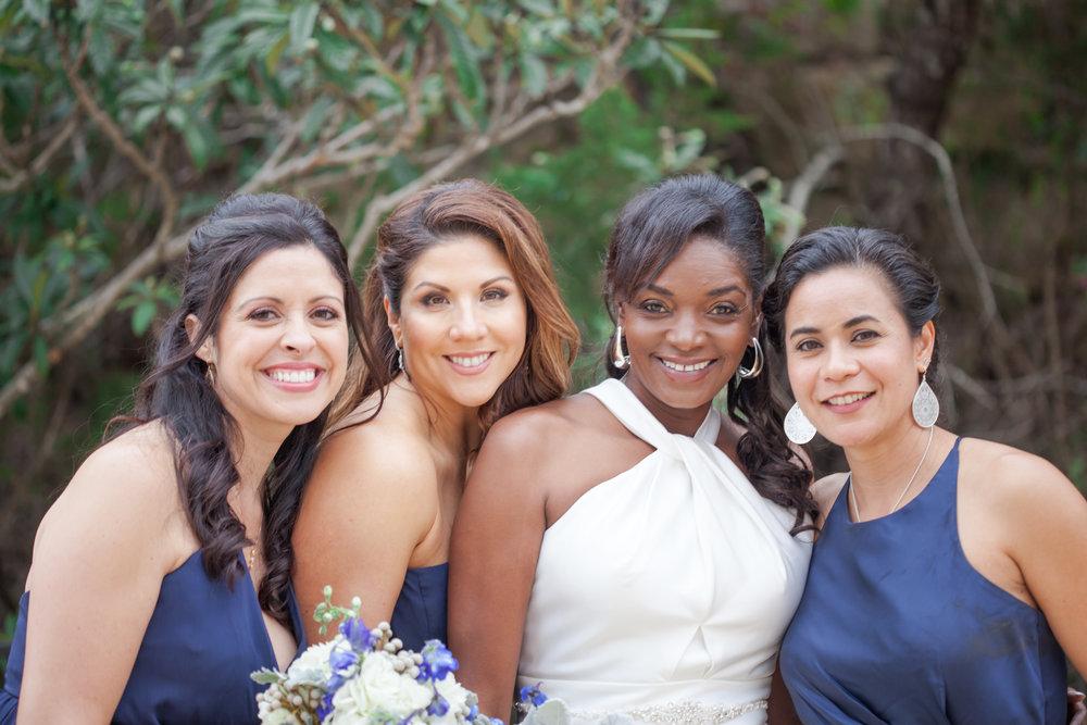 Bridal Party Texas photographer