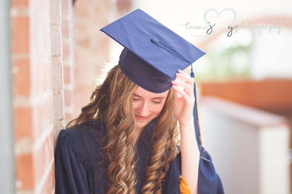 Senior girl photography Tauni Joy Photography