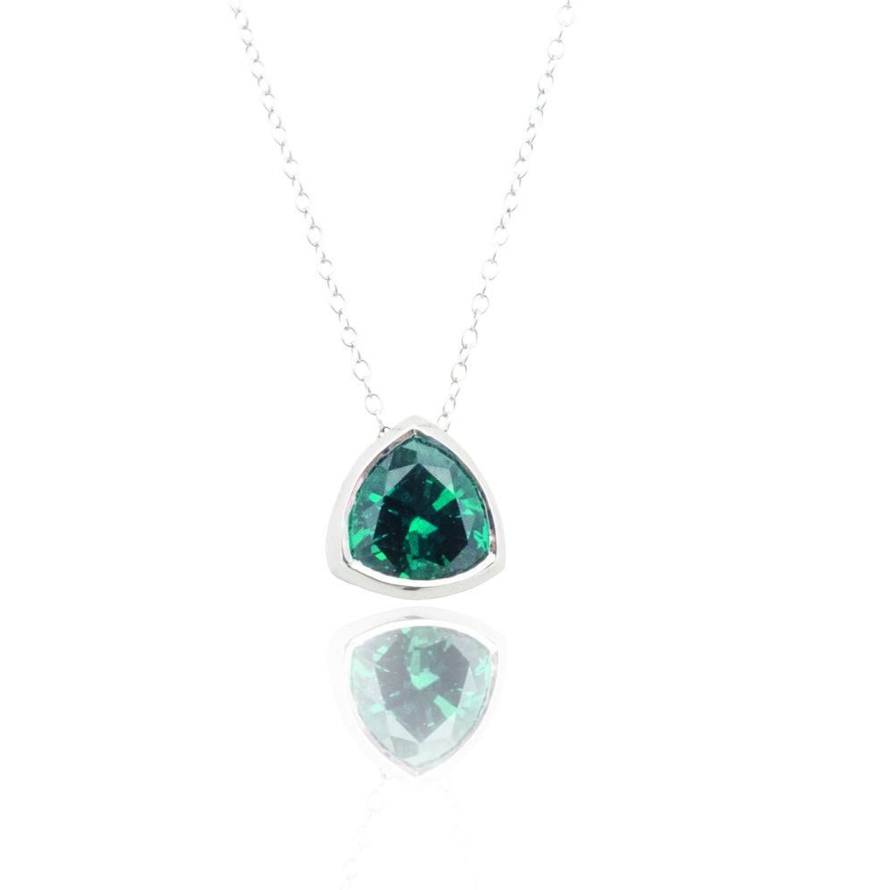 Biron emerald necklace!