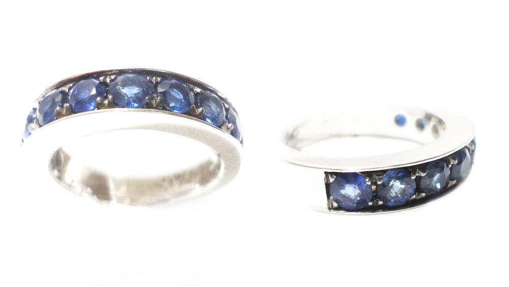 Beautiful Sapphire ring!💍