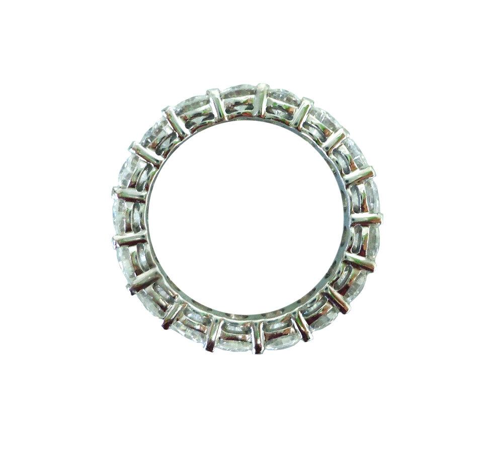 Moissanite ring!
