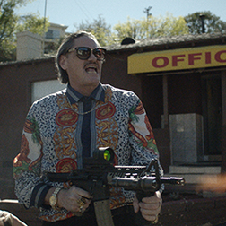 LOWLIFE Director Ryan Prows The sordid lives of an addict, an ex-con, and a luchador collide when an organ harvesting caper goes very, very wrong. Q&A with director Ryan Prows