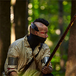 MOHAWK Director Ted Geoghegan Late in the War of 1812, a young Mohawk woman and her two lovers battle a squad of American soldiers hell-bent on revenge. Q&A with director/writer Ted Geoghegan and writer Grady Hendrix
