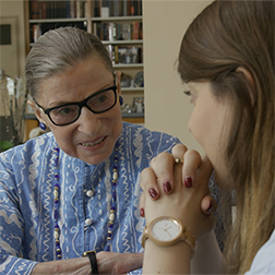 RBG Directors Julie Cohen, Betsy West A look at the life and work of Justice Ruth Bader Ginsburg.