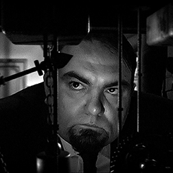 THE LAPLACE'S DEMON Director Giordano Giulivi A team of seven researchers has developed a software capable of predicting the evolution of common physical events. The final test, the prediction of the exact number of fragments caused by the fall of a glass, was a success. Interested by these results, the mysterious Professor Cornelius invites the working team in his isolated mansion on a deserted island, hiding his true intentions. As time passes, the team will lead to paradoxical situations in a growing tension that will not only test their nerves but also one of their certainties: the free will.