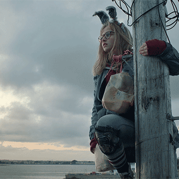 I KILL GIANTS   Director Anders Walter Category:   CFFEATURES   Barbara Thorson struggles through life by escaping into a fantasy life of magic and monsters.