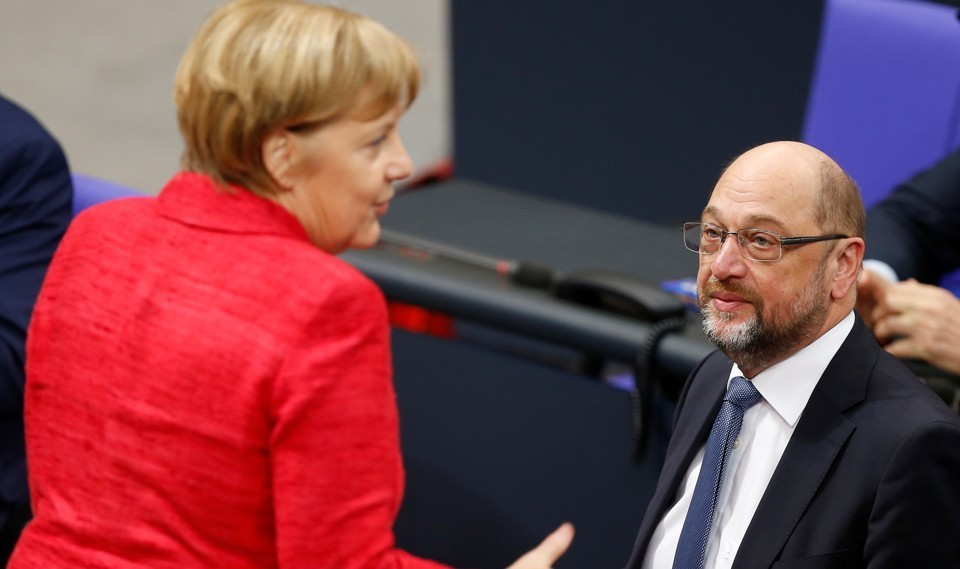 Germany's Perilous Political Dance - Jan 8, 2018 / The Atlantic