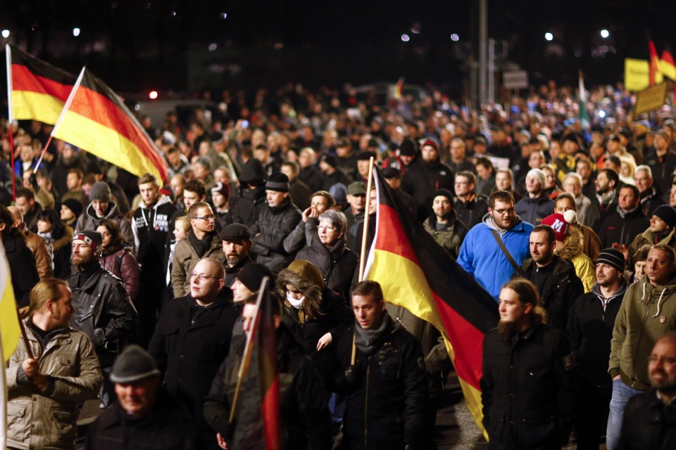 A New, New Right Rises in Germany - June 22, 2017 / The Atlantic