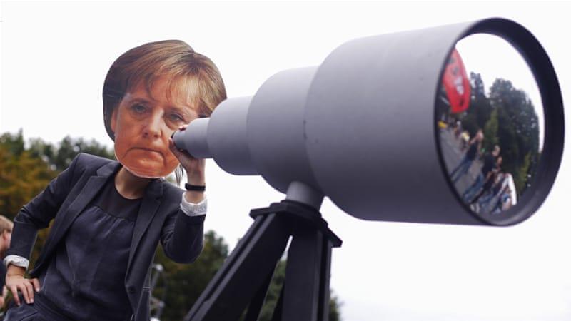 Is Big Brother Coming to Germany? - Dec 14, 2016 / Aljazeera