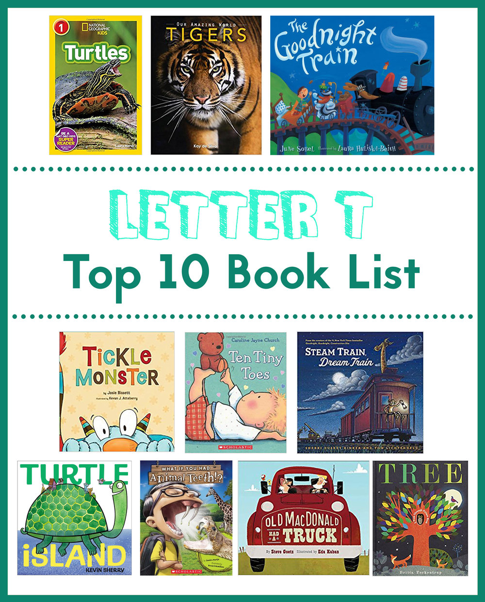 Blog abc see hear do check out our letter t book list spiritdancerdesigns Gallery