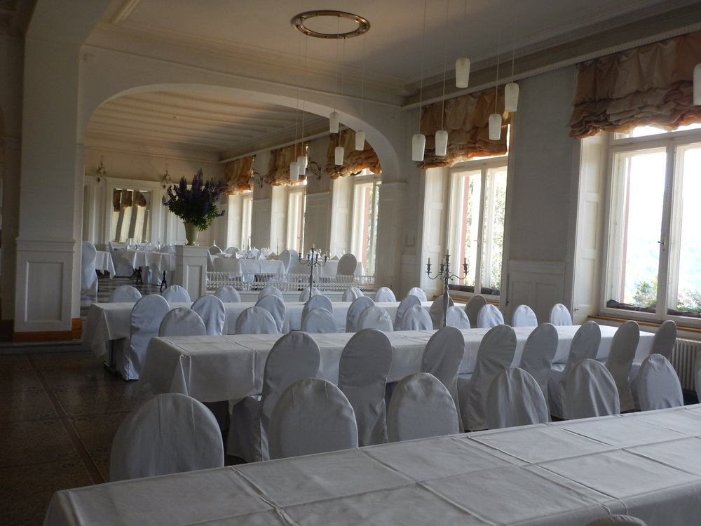 Function dining area