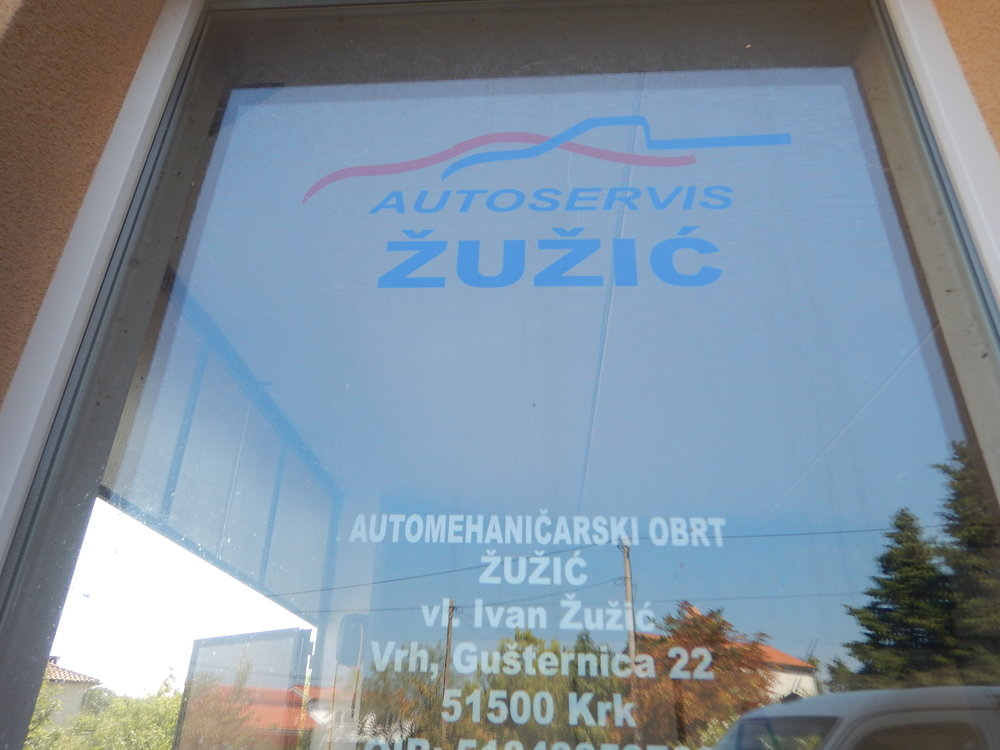 And this is where to get your bike serviced in Croatia.