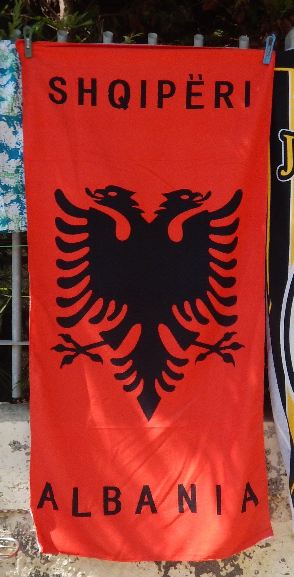Albanian for Albania!!