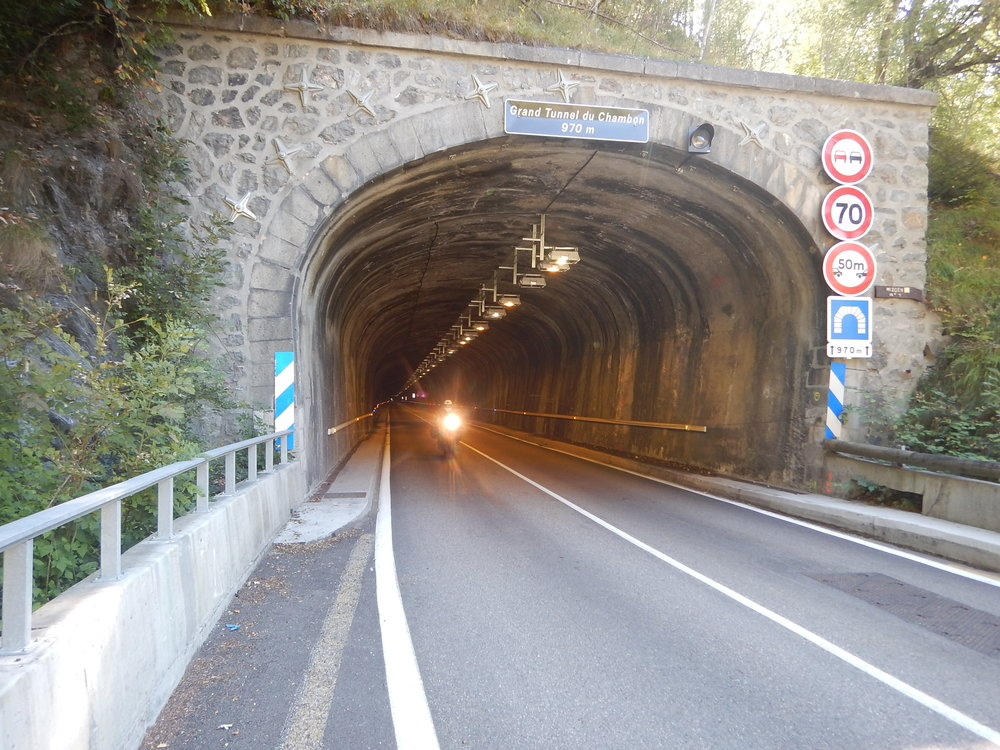 more tunnels
