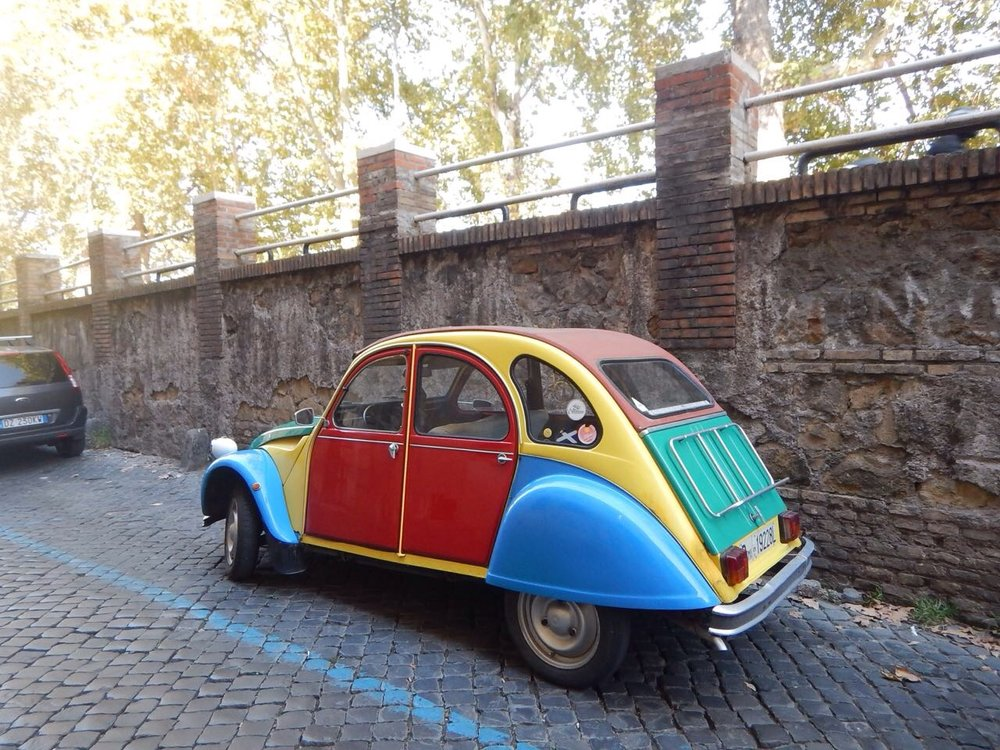 too cute for words, imagine holidaying in France and Italy in one of these .
