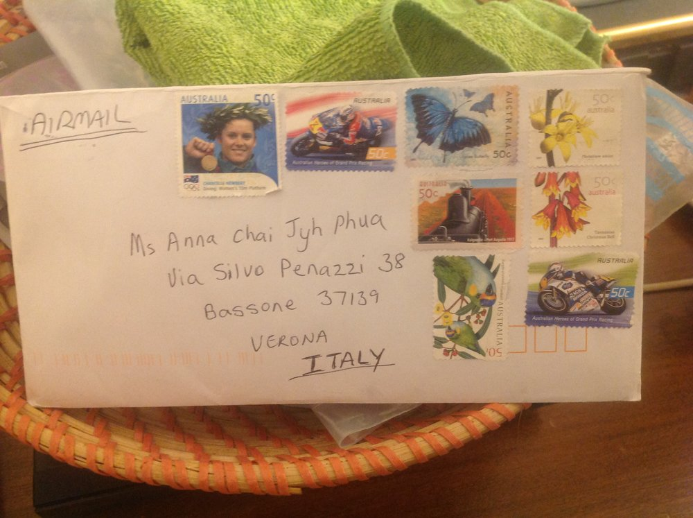 Check out these Stamps