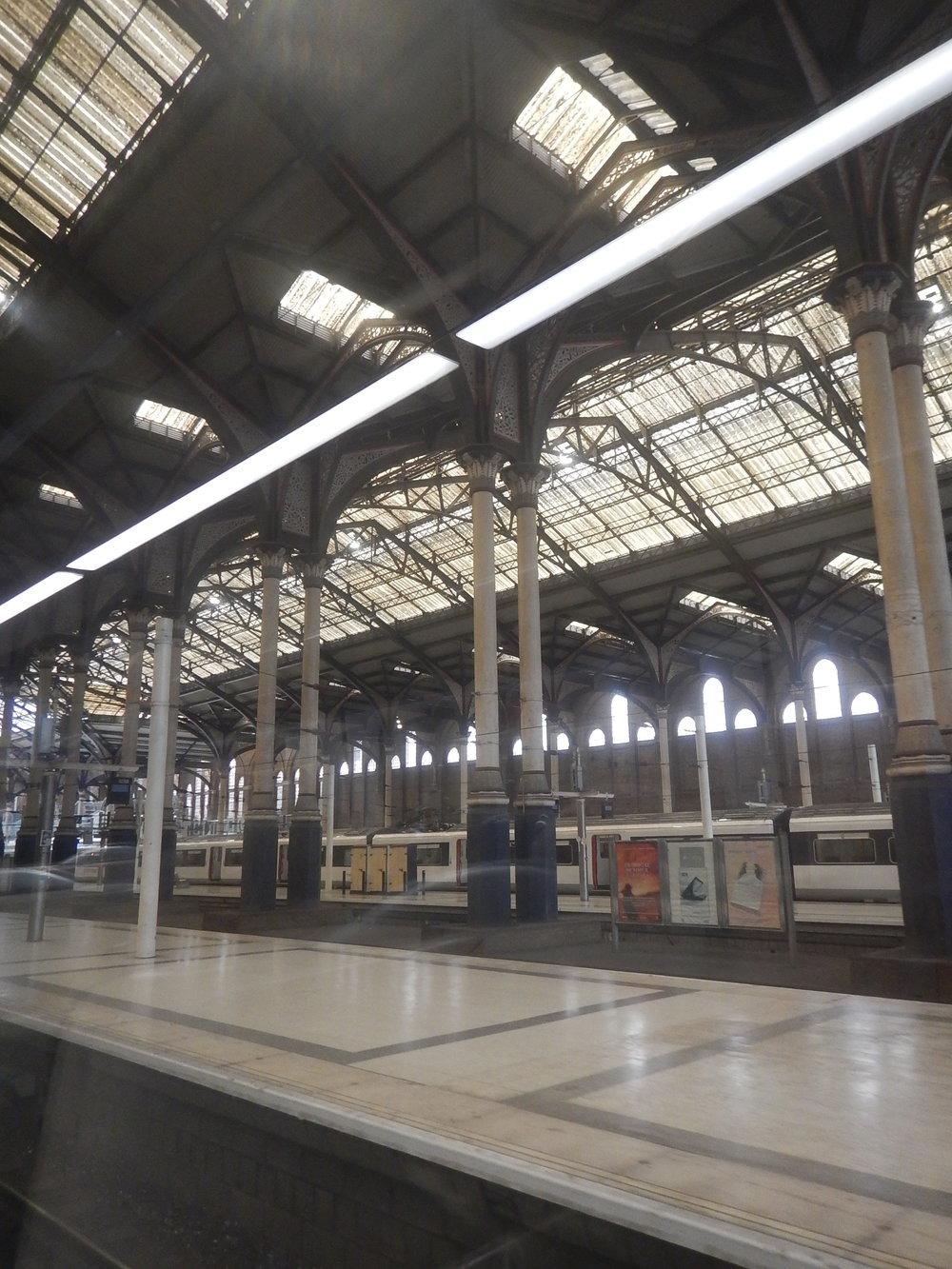 Liverpool Sttreet Station