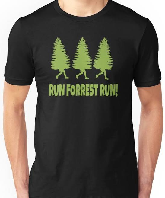 One for Forrest Gump fans