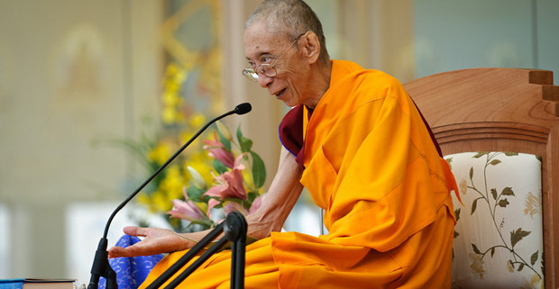 Venerable Geshe Kelsang Gyatso is the founder of the New Kadampa Tradition