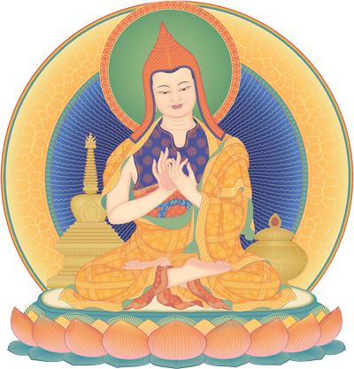 Kadampa Buddhism is a Mahayana Buddhist school founded by the great Indian Buddhist Master Atisha