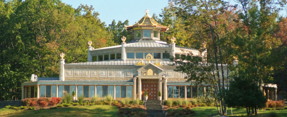Kadampa World Peace Temple, Glen Spey, New York