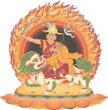 Once a month, we make special prayers to Dorje Shugden, our Dharma Protector