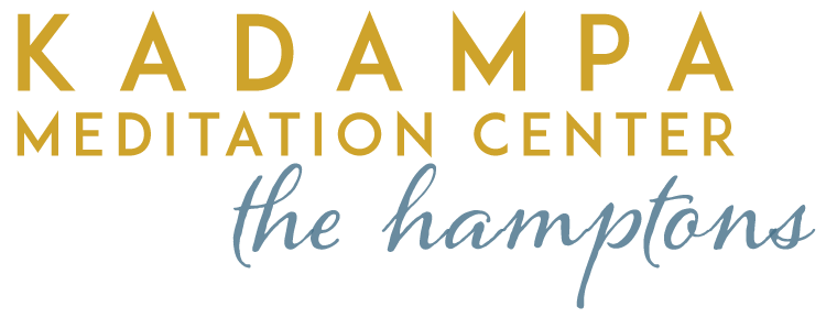 Meditation and Buddhism - Kadampa Meditation Center The Hamptons