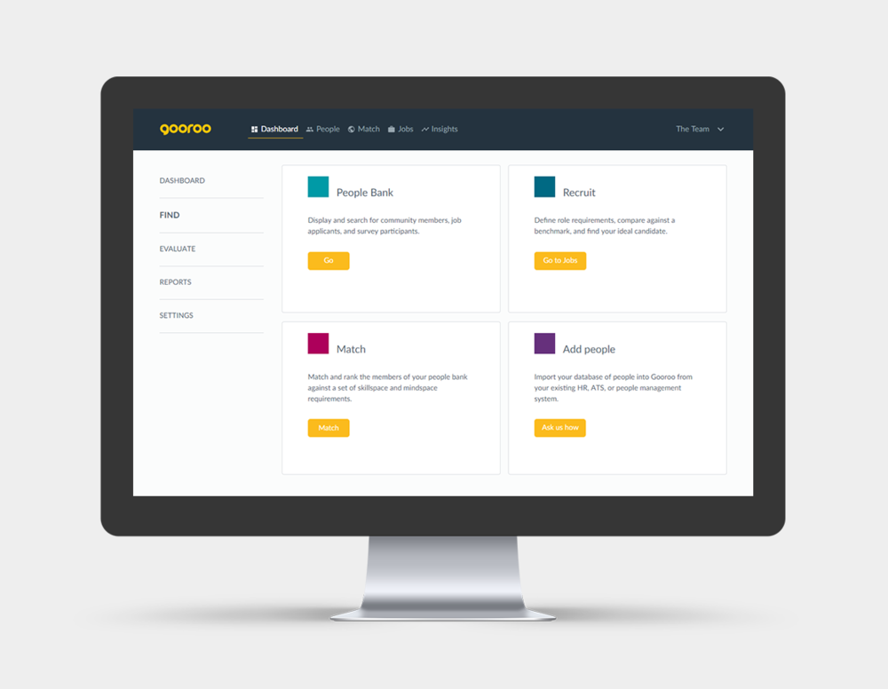 See how recruiters use Gooroo - Transforming how leaders make people decisions. Put simply, there is no other tool like it, anywhere.Request a demo