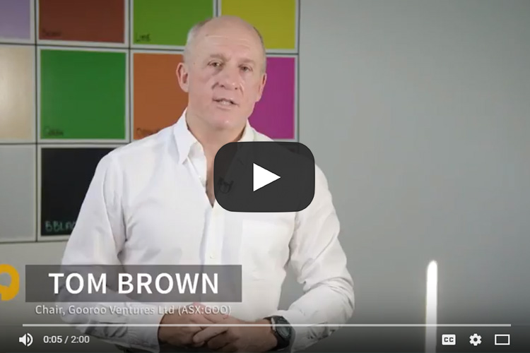 Today's leadership skills are not tomorrow's leadership skills   Tom Brown, Gooroo Chairman