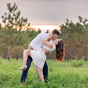 Kristina Brendel Photography, Orlando Engagement Photographers