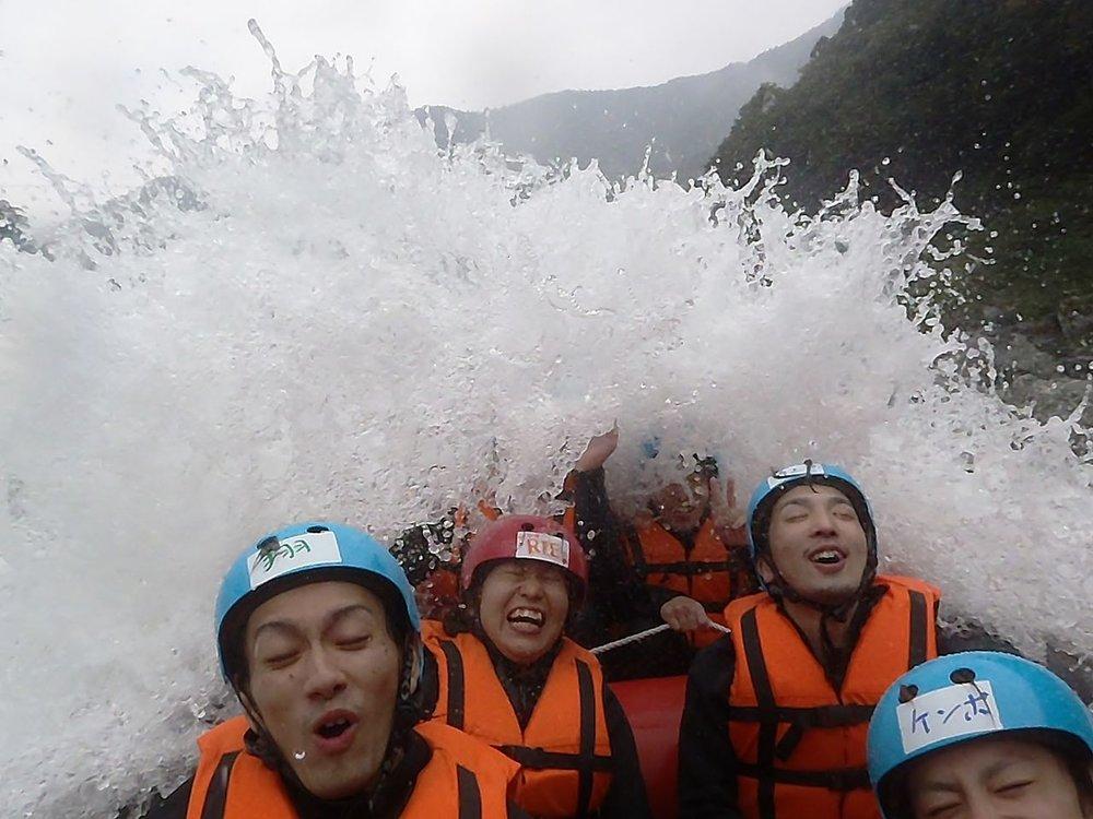 Rafting GoGo Adventure Yoshino