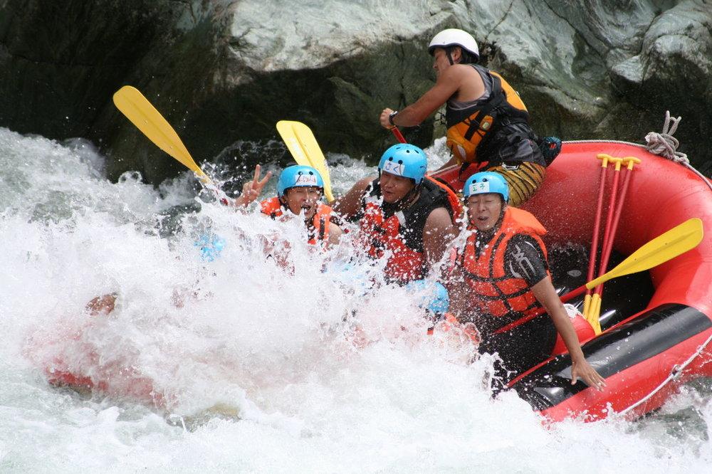 Rafting Gogo Adventure Yoshino 2