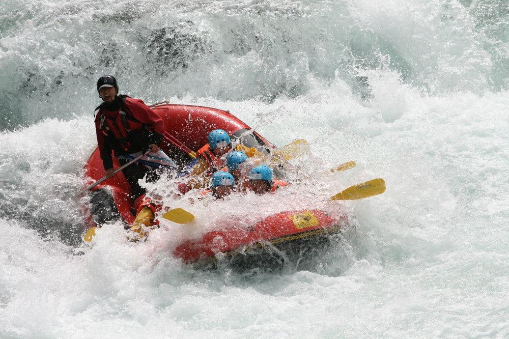 Rafting Gogo Adventure Yoshino 4