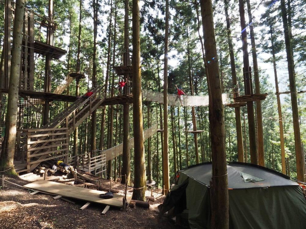 Forest Adventure Iya Valley 2