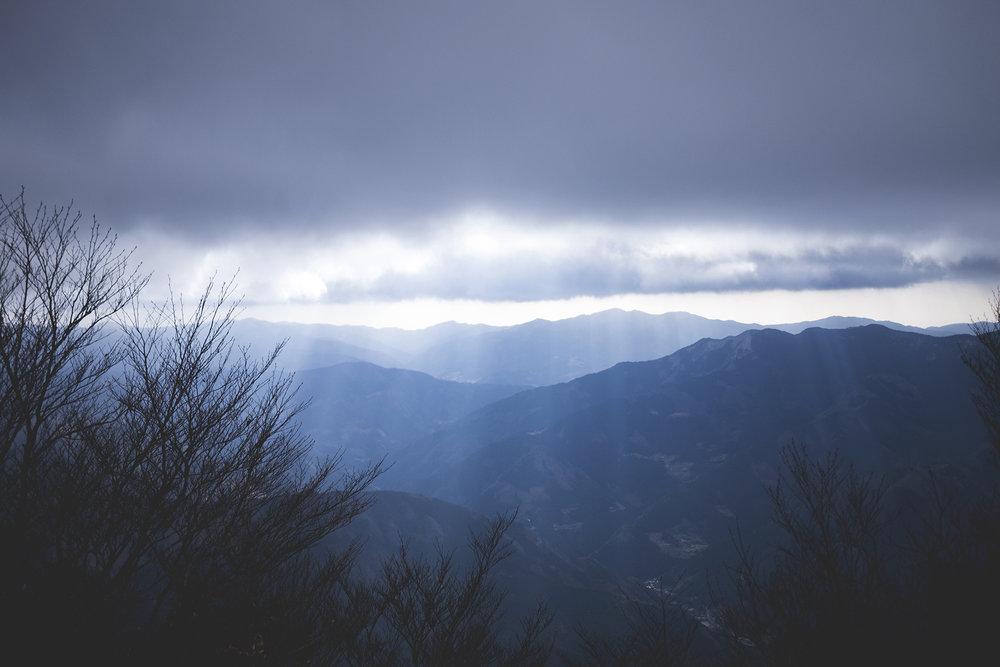 Mt. Kunimi Winter Hike