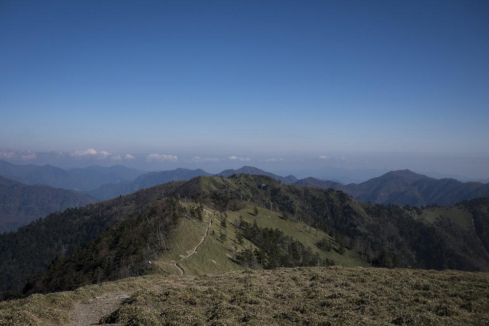 Hike to Mt. Tsurugi 3