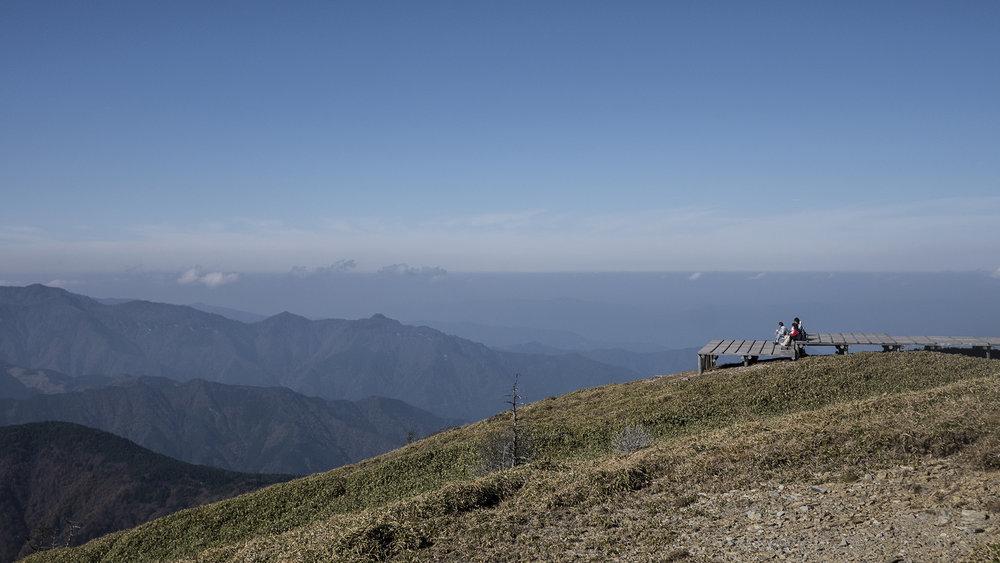 Hike to Mt. Tsurugi 2